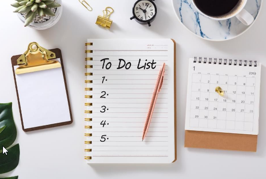 TINY TIPS FOR TIME MANAGEMENT