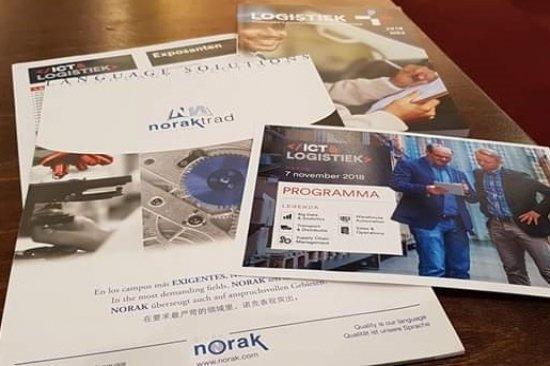 NORAK MEETS ICT & LOGISTICS